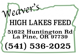 Weaver's High Lakes Feed